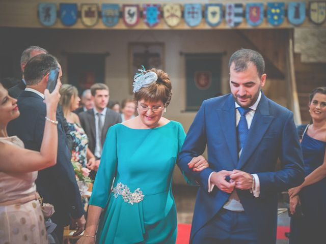 La boda de Leticia y David en Ayllon, Segovia 31