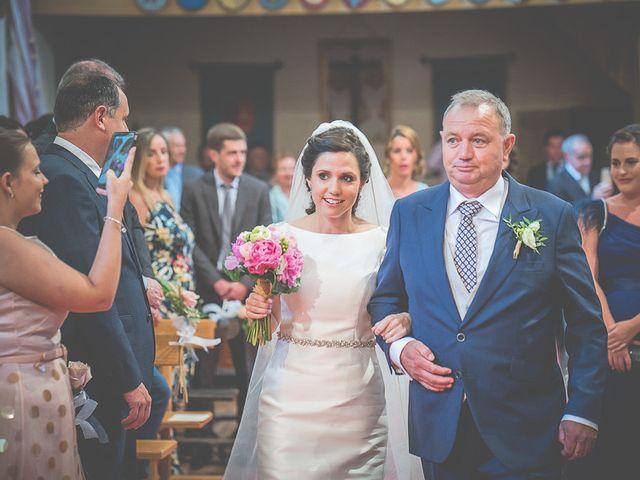 La boda de Leticia y David en Ayllon, Segovia 32