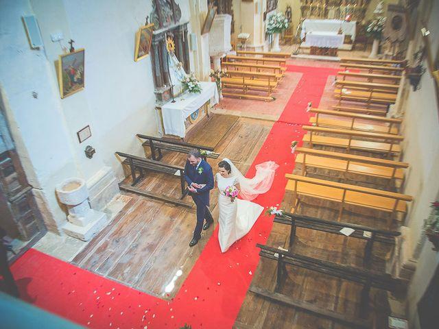 La boda de Leticia y David en Ayllon, Segovia 36