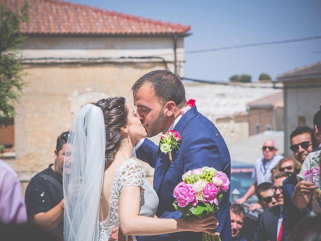La boda de Leticia y David en Ayllon, Segovia 38