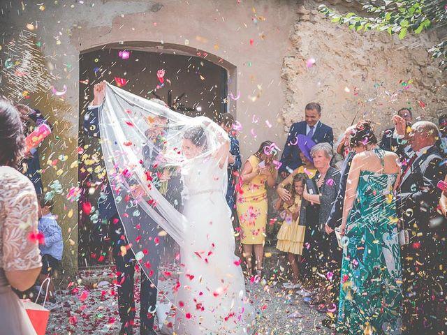 La boda de Leticia y David en Ayllon, Segovia 39