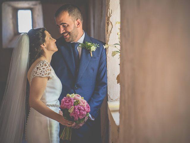 La boda de Leticia y David en Ayllon, Segovia 40