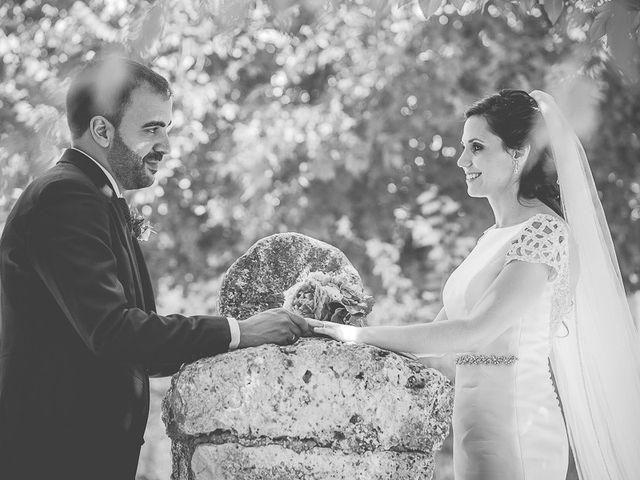 La boda de Leticia y David en Ayllon, Segovia 42