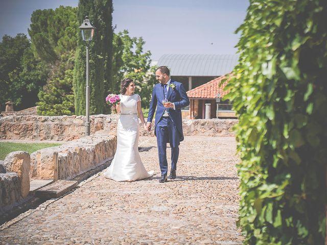 La boda de Leticia y David en Ayllon, Segovia 45