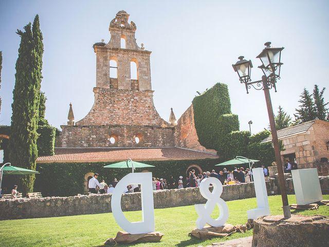 La boda de Leticia y David en Ayllon, Segovia 49