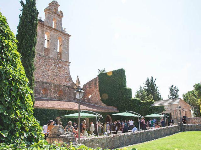 La boda de Leticia y David en Ayllon, Segovia 50