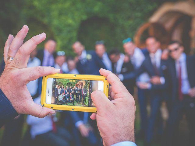 La boda de Leticia y David en Ayllon, Segovia 53