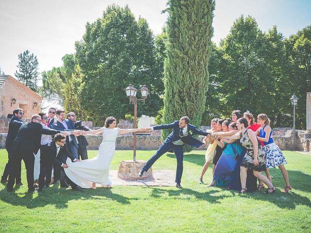 La boda de Leticia y David en Ayllon, Segovia 54