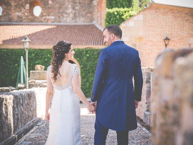 La boda de Leticia y David en Ayllon, Segovia 56