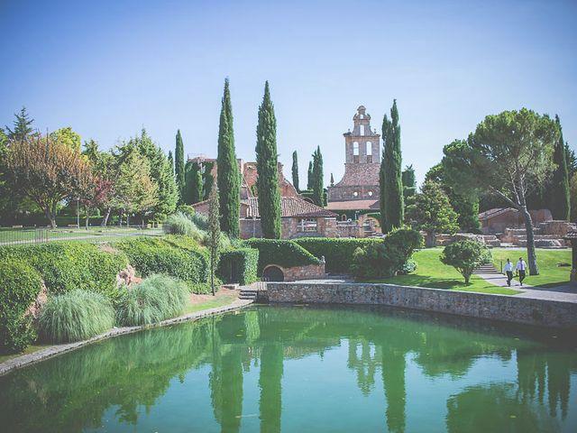 La boda de Leticia y David en Ayllon, Segovia 59