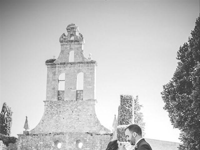 La boda de Leticia y David en Ayllon, Segovia 61