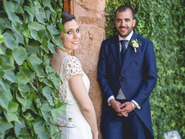 La boda de Leticia y David en Ayllon, Segovia 63