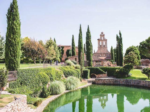 La boda de Leticia y David en Ayllon, Segovia 65