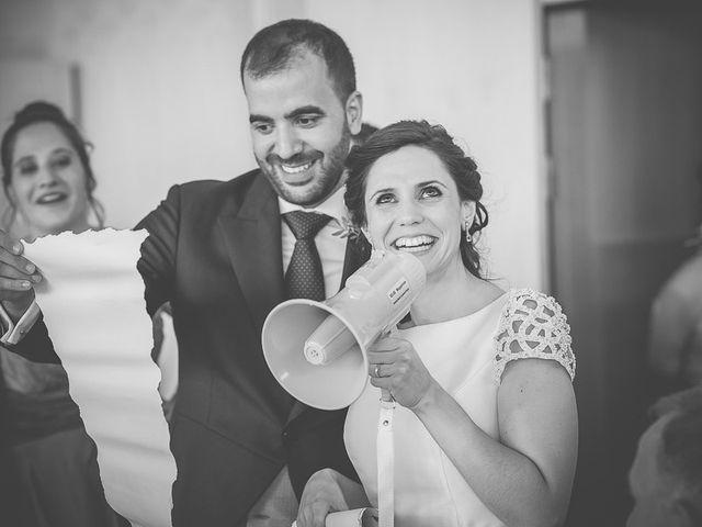 La boda de Leticia y David en Ayllon, Segovia 66