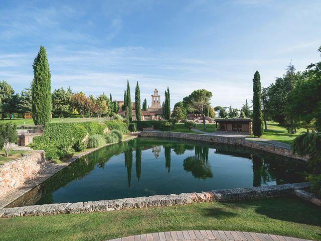 La boda de Leticia y David en Ayllon, Segovia 75
