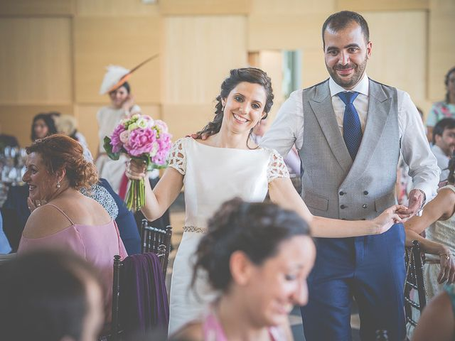 La boda de Leticia y David en Ayllon, Segovia 76
