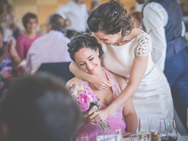 La boda de Leticia y David en Ayllon, Segovia 77