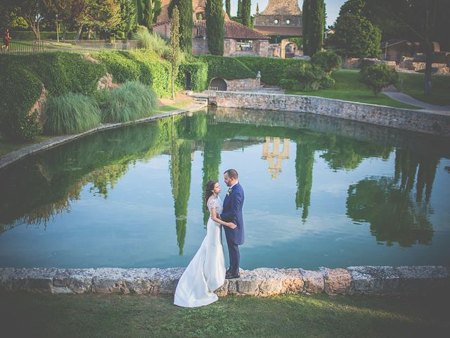 La boda de Leticia y David en Ayllon, Segovia 80