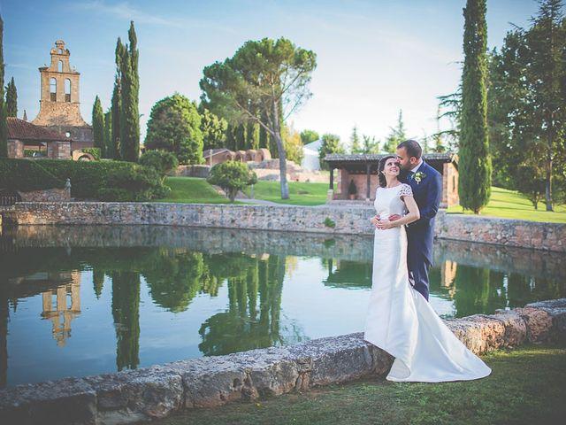 La boda de Leticia y David en Ayllon, Segovia 81