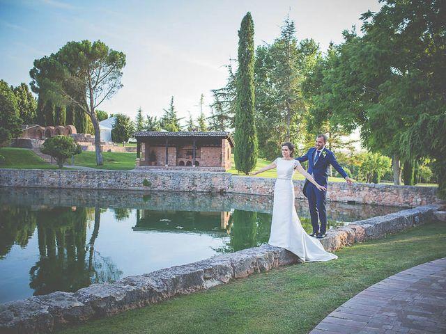 La boda de Leticia y David en Ayllon, Segovia 82