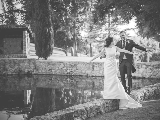 La boda de Leticia y David en Ayllon, Segovia 84