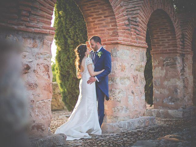 La boda de Leticia y David en Ayllon, Segovia 87