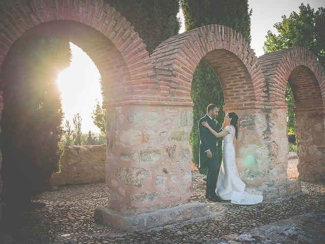 La boda de Leticia y David en Ayllon, Segovia 88