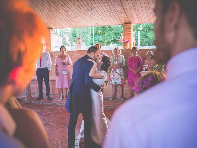 La boda de Leticia y David en Ayllon, Segovia 89