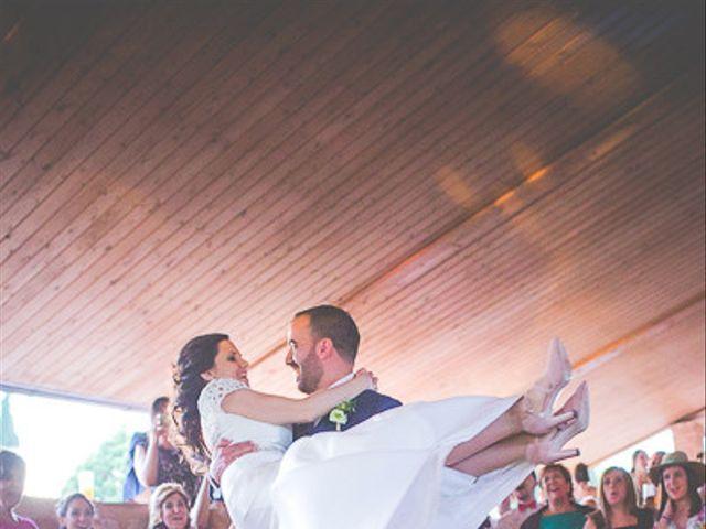 La boda de Leticia y David en Ayllon, Segovia 90