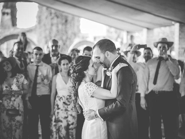 La boda de Leticia y David en Ayllon, Segovia 91