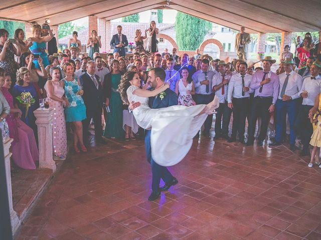 La boda de Leticia y David en Ayllon, Segovia 92