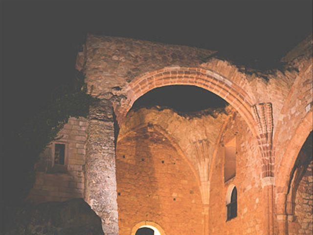 La boda de Leticia y David en Ayllon, Segovia 95