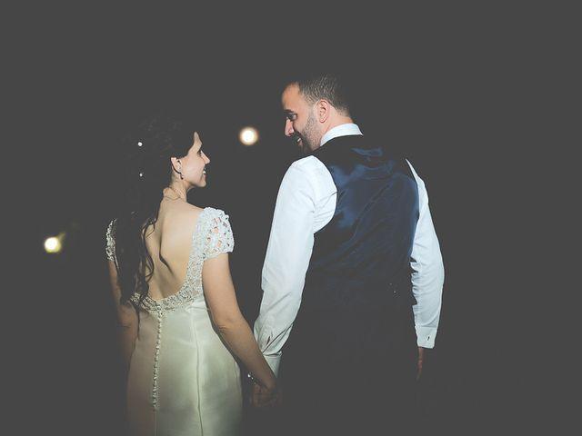 La boda de Leticia y David en Ayllon, Segovia 97