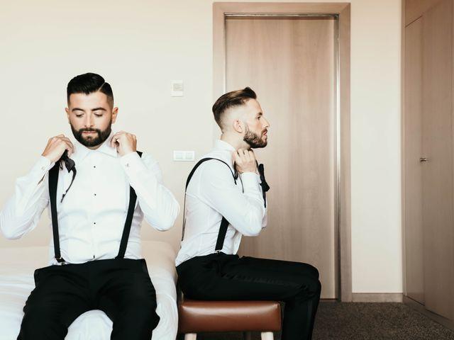 La boda de Juan y Fernando