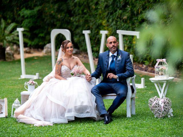 La boda de Frank y Evelyn en Sant Fost De Campsentelles, Barcelona 22