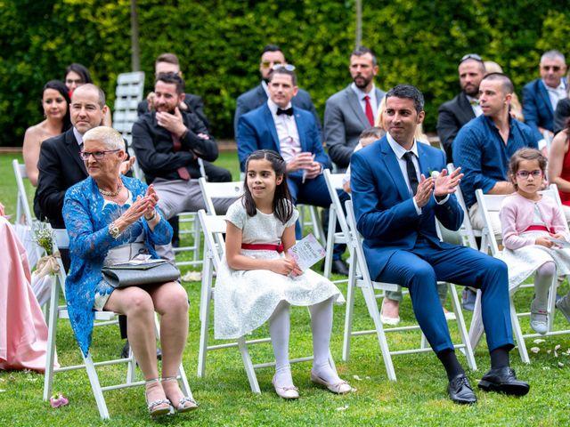 La boda de Frank y Evelyn en Sant Fost De Campsentelles, Barcelona 23