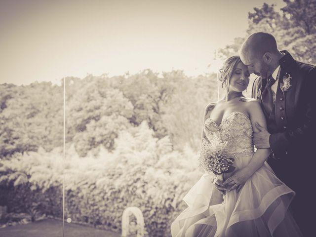 La boda de Frank y Evelyn en Sant Fost De Campsentelles, Barcelona 30
