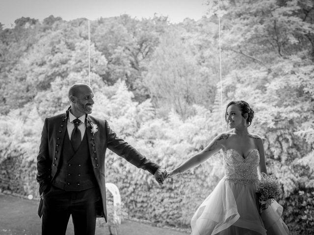 La boda de Frank y Evelyn en Sant Fost De Campsentelles, Barcelona 31