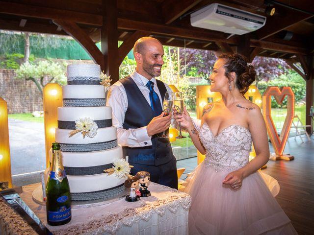 La boda de Frank y Evelyn en Sant Fost De Campsentelles, Barcelona 41