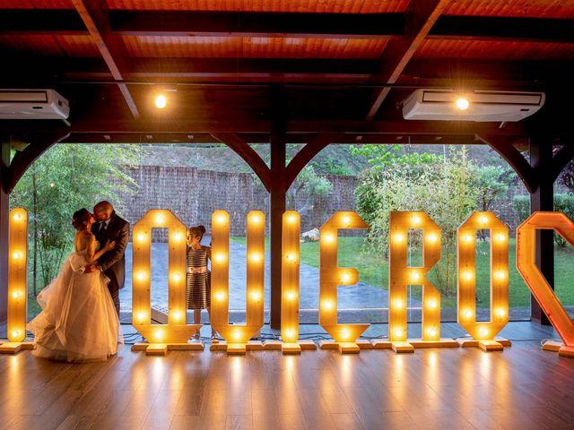 La boda de Evelyn y Frank