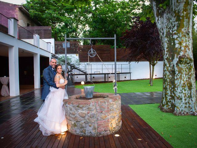 La boda de Frank y Evelyn en Sant Fost De Campsentelles, Barcelona 43