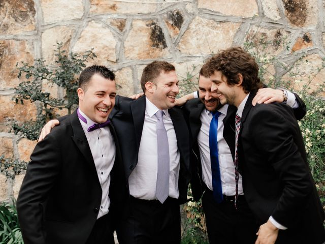 La boda de Ezequiel y Rut en Torrelodones, Madrid 5