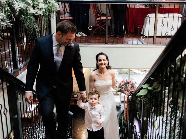 La boda de Ezequiel y Rut en Torrelodones, Madrid 17