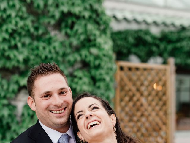 La boda de Ezequiel y Rut en Torrelodones, Madrid 27