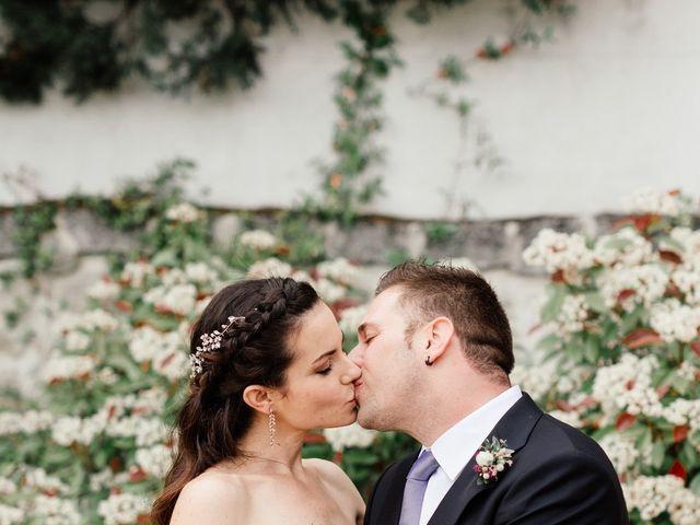 La boda de Ezequiel y Rut en Torrelodones, Madrid 2