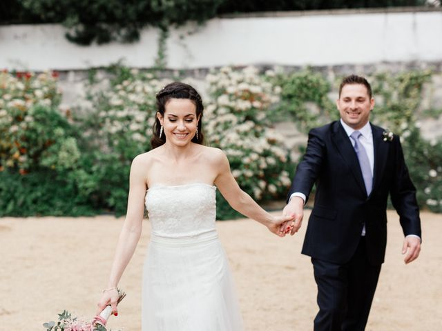 La boda de Ezequiel y Rut en Torrelodones, Madrid 35