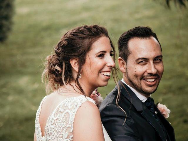 La boda de Nerea  y Alvaro  en Castejon, Cuenca 1
