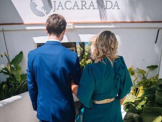 La boda de Beatriz y Daniel en La Victoria De Acentejo, Santa Cruz de Tenerife 7