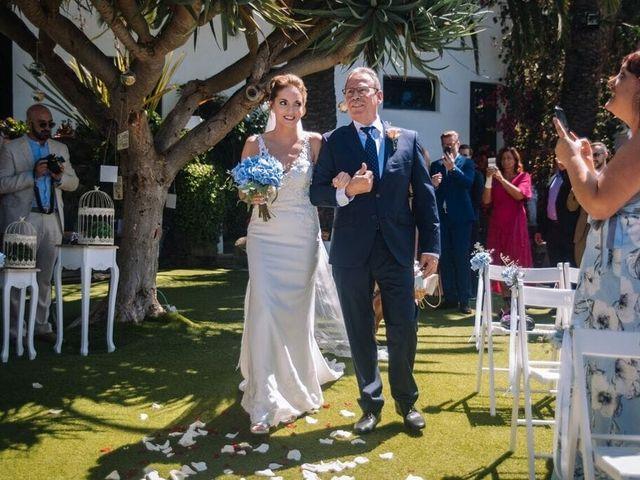 La boda de Beatriz y Daniel en La Victoria De Acentejo, Santa Cruz de Tenerife 8