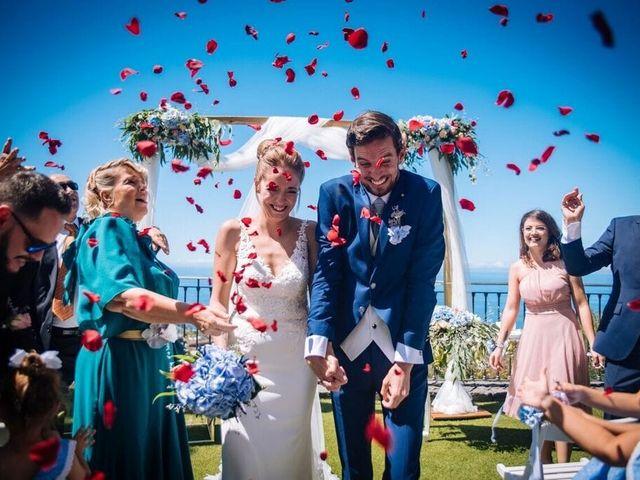 La boda de Beatriz y Daniel en La Victoria De Acentejo, Santa Cruz de Tenerife 11